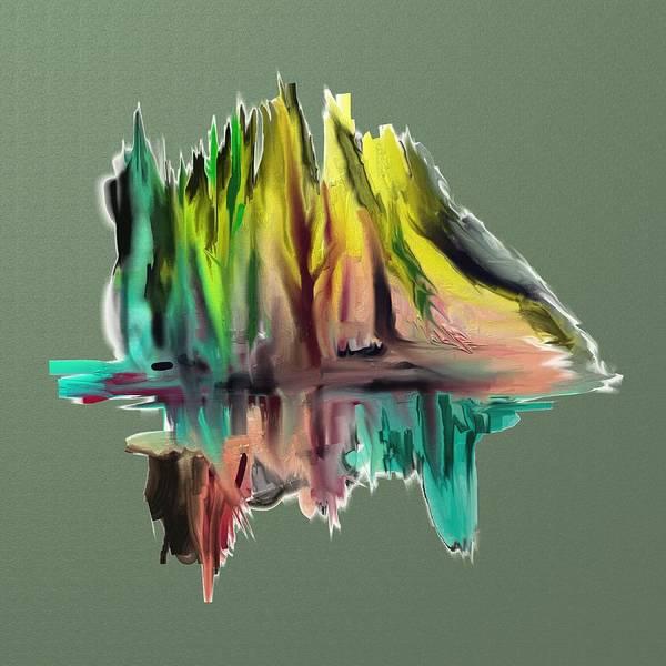 Digital Art - Firestorm by Eugene Foltuz