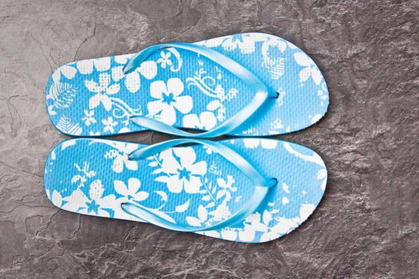 Flip Flops Photograph - Flip Flops by Tom Gowanlock