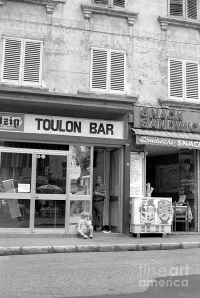 Photograph - France In Spring 1981 by Thomas R Fletcher