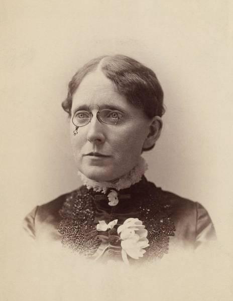 Temperance Movement Photograph - Frances Willard 1839-1898, American by Everett