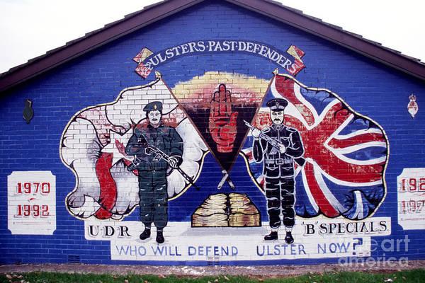 Photograph - Freedom Corner Mural by Thomas R Fletcher