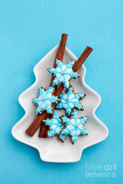Wall Art - Photograph - Gingerbread Cookies by Kati Finell