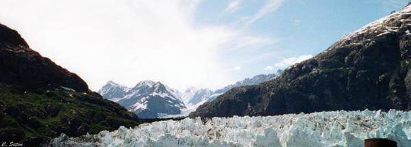 Photograph - Glacier Bay by C Sitton