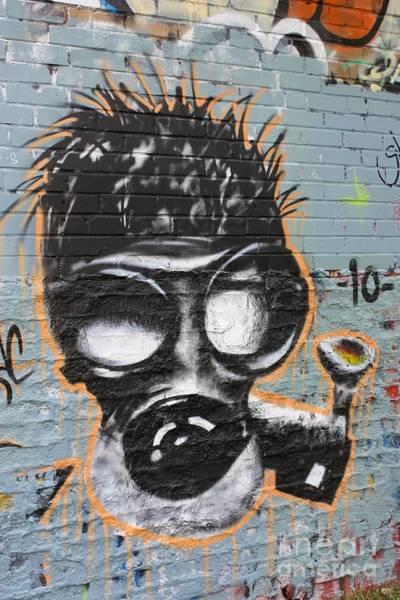 Wall Art - Photograph - Graffiti 6 by Sophie Vigneault