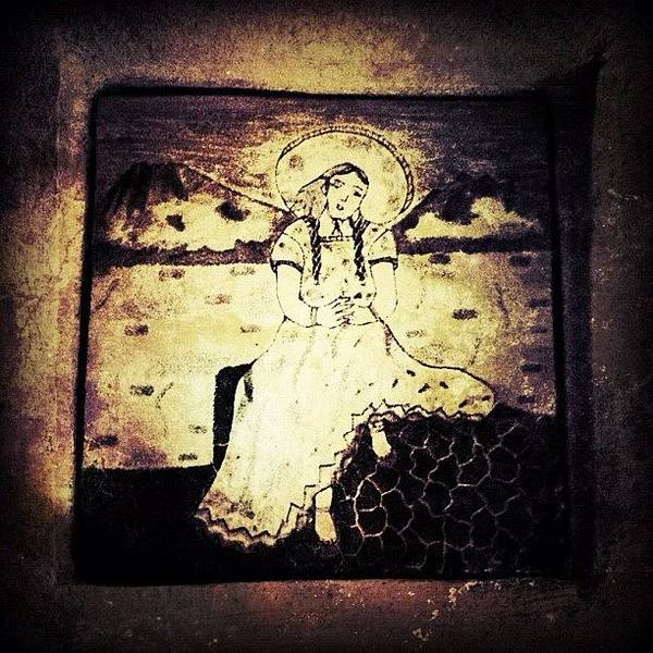 Religious Wall Art - Photograph - Hacienda San Angel (puerto Vallarta) by Natasha Marco