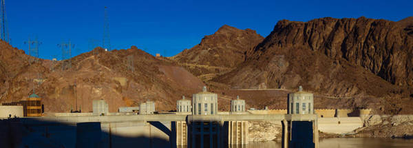 Hoover Dam  Art Print