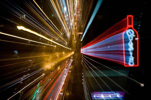 Photograph - Imbibe Velocity  by Jason Turuc