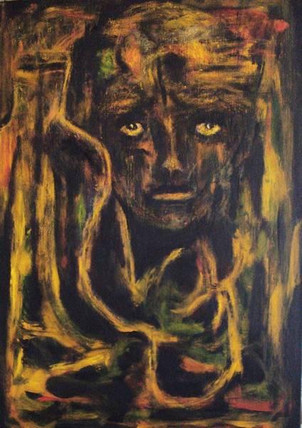Painting - Inner Deformities by Katerina Apostolakou