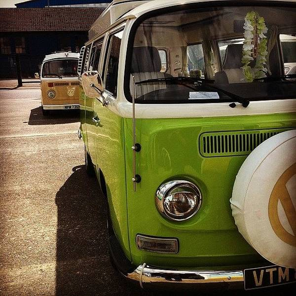 Vw Kombi Photograph - #instagram #instacool #instagood by Jimmy Lindsay