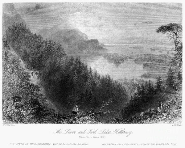 Photograph - Ireland: Killarney, C1840 by Granger