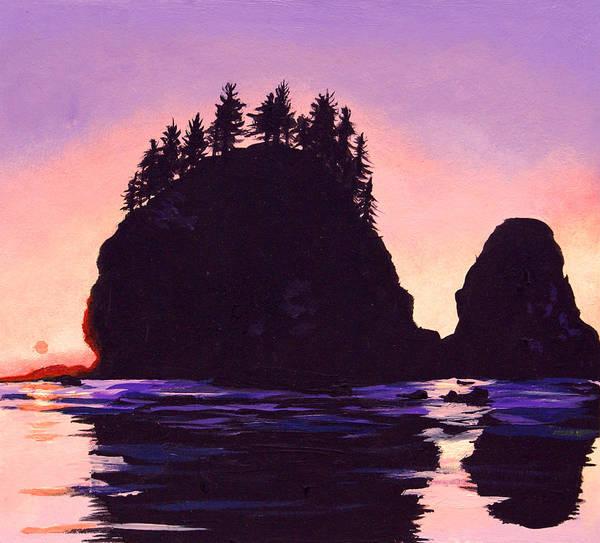 Coolidge Painting - Island by Sara Coolidge