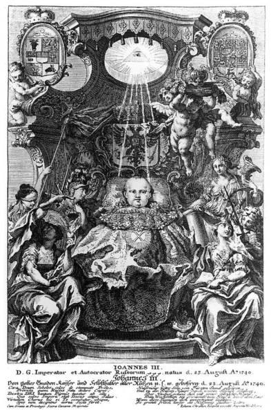 1741 Photograph - Ivan Vi Antonovich by Granger