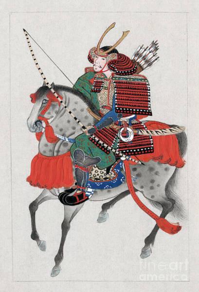 Photograph - Japan: Samurai, C1878 by Granger