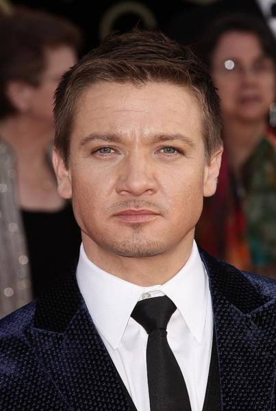 Jeremy Photograph - Jeremy Renner At Arrivals For 16th by Everett
