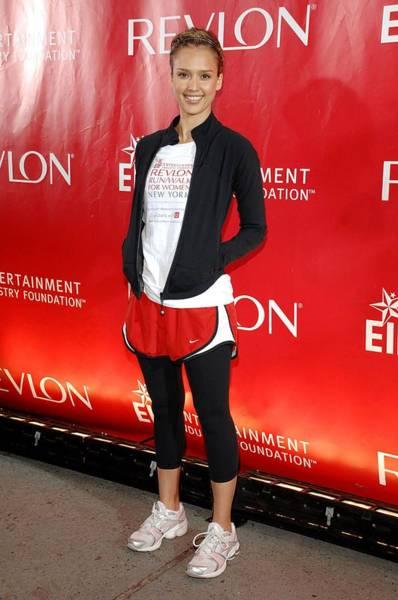 Jessica Alba Photograph - Jessica Alba At A Public Appearance by Everett