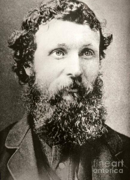 Photograph - John Muir (1838-1914) by Granger