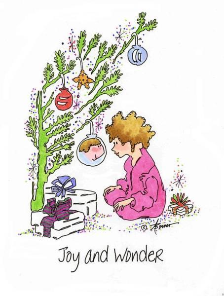 Painting - Joy And Wonder by Adele Bower