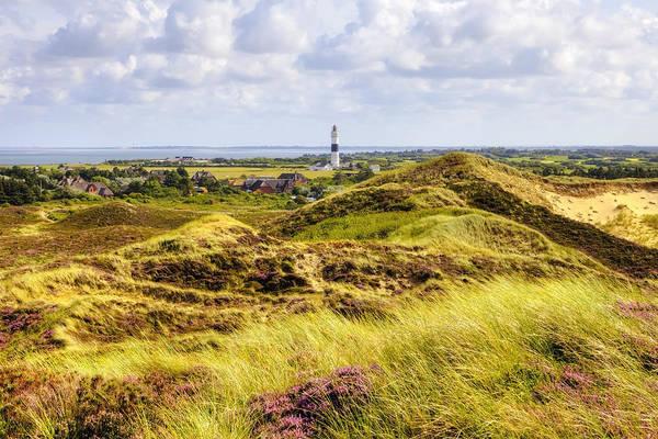 Moorland Photograph - Kampen - Sylt by Joana Kruse
