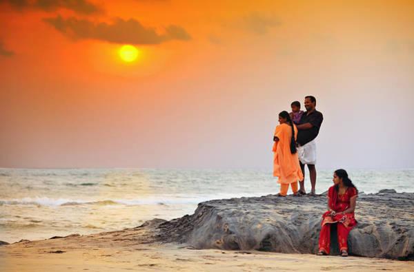 Photograph - Kerala Sunset by Paul Cowan