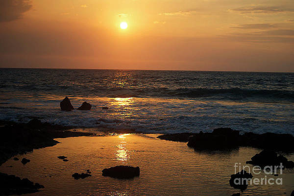 Photograph - Kohala Sunset by Bette Phelan