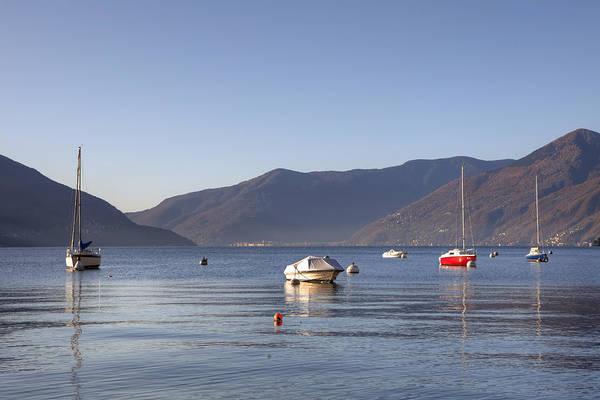 Lake Maggiore Photograph - Lago Maggiore by Joana Kruse