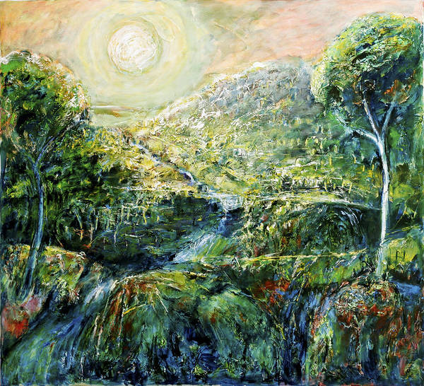Painting - Land Of Dreams by Jeremy Holton