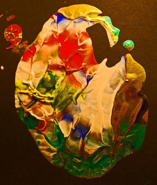 Wall Art - Painting - Liquid Color by Gloria Warren