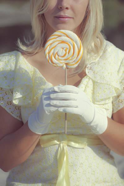 Sweeties Photograph - Lollipop by Joana Kruse