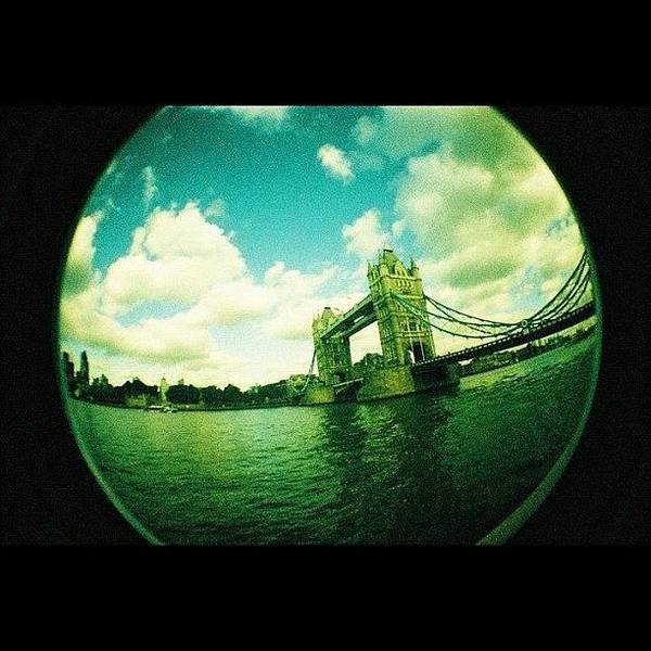 London Wall Art - Photograph - #london by Ozan Goren