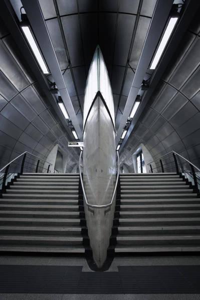 Wall Art - Photograph - London Underground by Nina Papiorek
