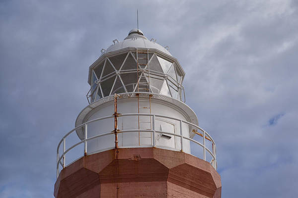 Wall Art - Photograph - Long Point Lighthouse by Eunice Gibb