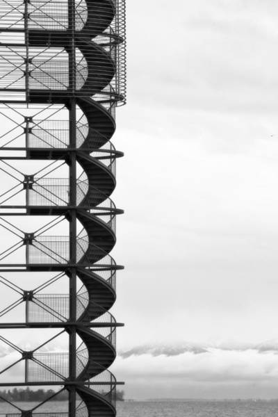 Desert View Tower Photograph - Look Out by Joana Kruse