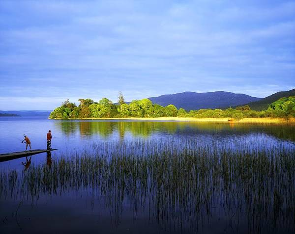 Horizontally Photograph - Lough Gill, Co Sligo, Ireland by The Irish Image Collection