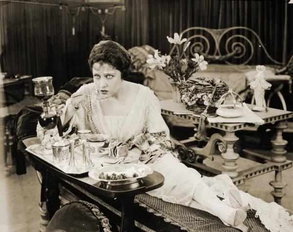 Gloria Swanson Photograph - Male & Female, 1919 by Granger