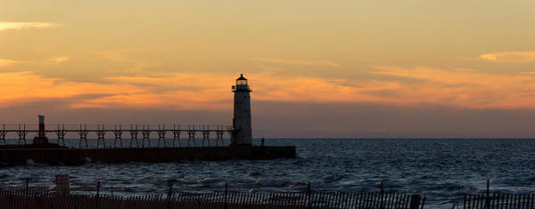 Manistee Photograph - Manistee Michigan Lighthouse by Twenty Two North Photography