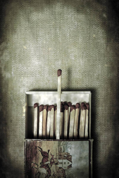 Wall Art - Photograph - Matches by Joana Kruse