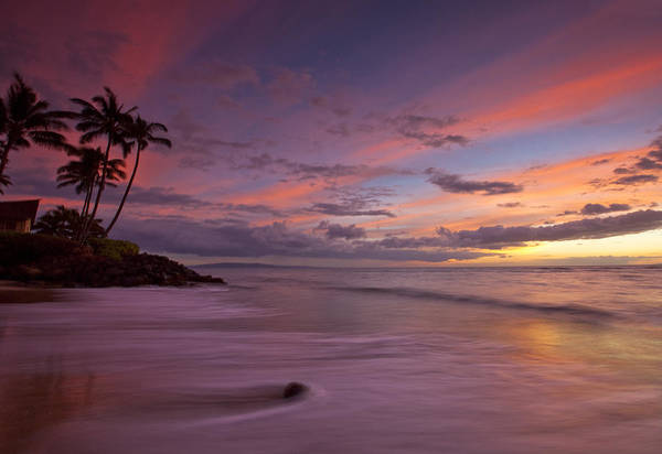 Kihei Photograph - Maui  by James Roemmling