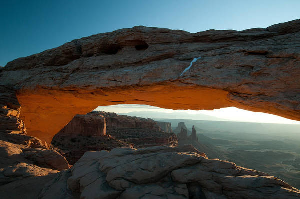 Photograph - Mesa Arch by Craig Ratcliffe