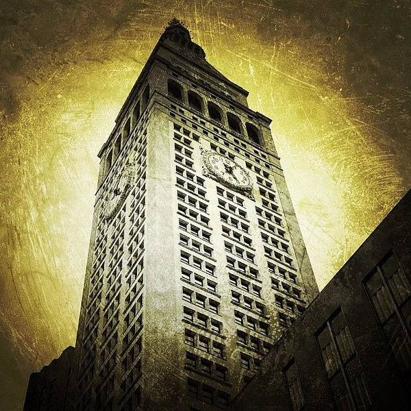 Landmark Wall Art - Photograph - Metlife Tower by Natasha Marco