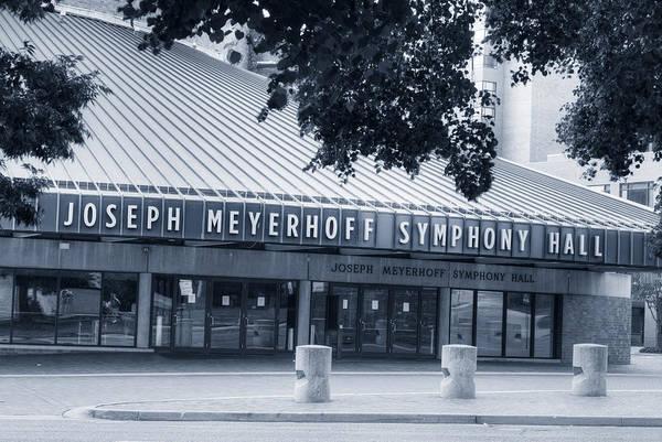 Photograph - Meyerhoff Symphony Hall by Dennis Dame