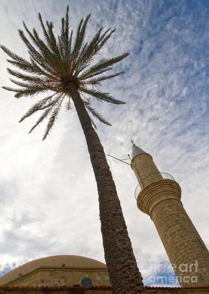 Minarets Photograph - Minaret by Stelios Kleanthous