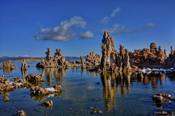 Photograph - Mono Lake by Beth Sargent