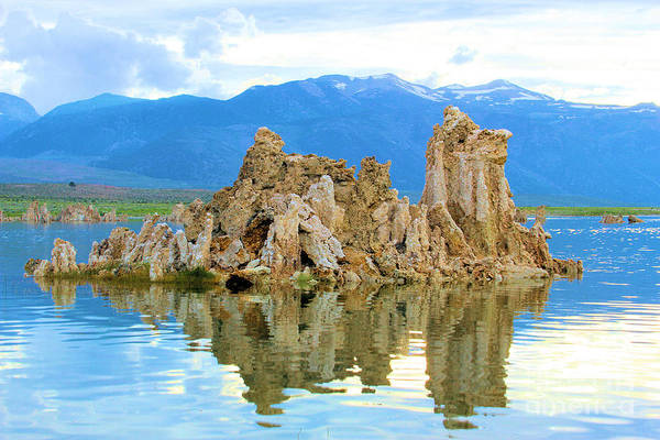 Photograph - Mono Lake Tufas by Adam Jewell
