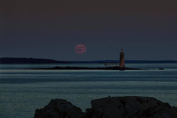 Photograph - Moonrise by Sara Hudock