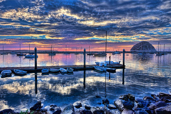 Photograph - Morro Bay Wonder by Beth Sargent