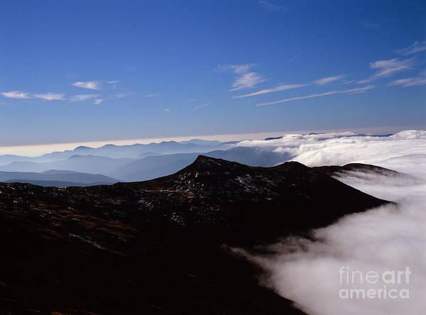 Photograph - Mount Monroe - White Mountains New Hampshire  by Erin Paul Donovan