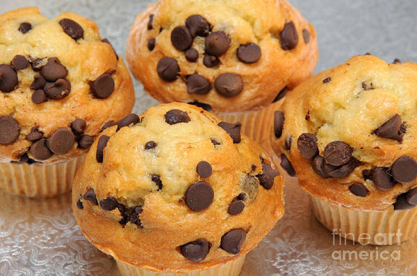 Photograph - Muffin Tops 1 by Andee Design