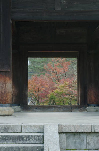 Made In Japan Wall Art - Photograph - Nanzenji Temple. Large Traditional Main by Rob Tilley