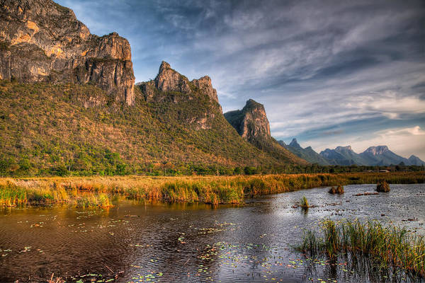 Wall Art - Photograph - National Park by Adrian Evans