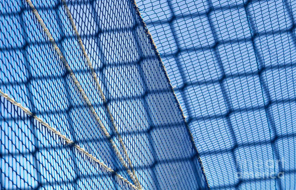 Weaving Photograph - Nets by Blink Images